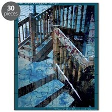 The Old Rugged Steps Puzzle