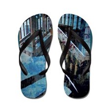 The Old Rugged Steps Flip Flops