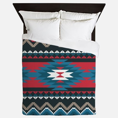 Native Pattern Duvet Covers