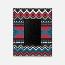 Native Pattern Picture Frame