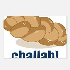 Challah Postcards (Package of 8)