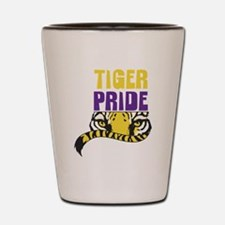 Geaux Tigers Shot Glass