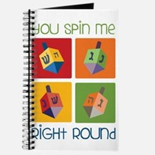 You Spin Me Journal