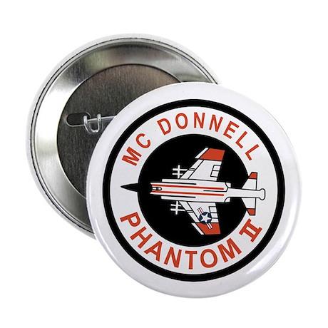 "F-4 Phantom II 2.25"" Button (10 pack)"