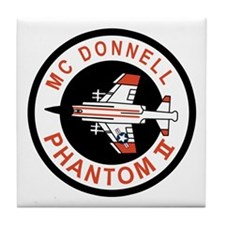 F-4 Phantom II Tile Coaster