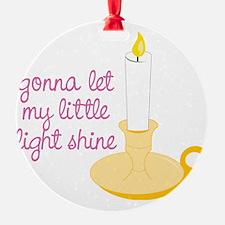 My Little Light Ornament