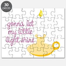 My Little Light Puzzle