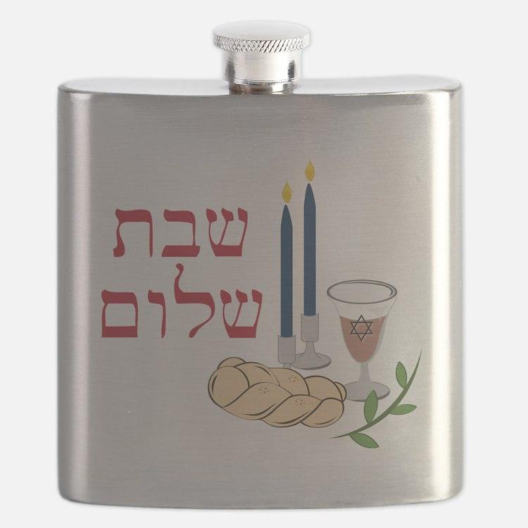 Shabbat Flask