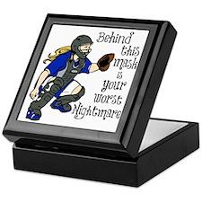 Nightmare Keepsake Box