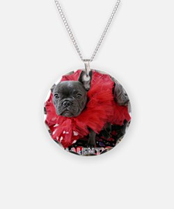 Valentine's Day card Necklace