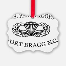 Bragg Ornament