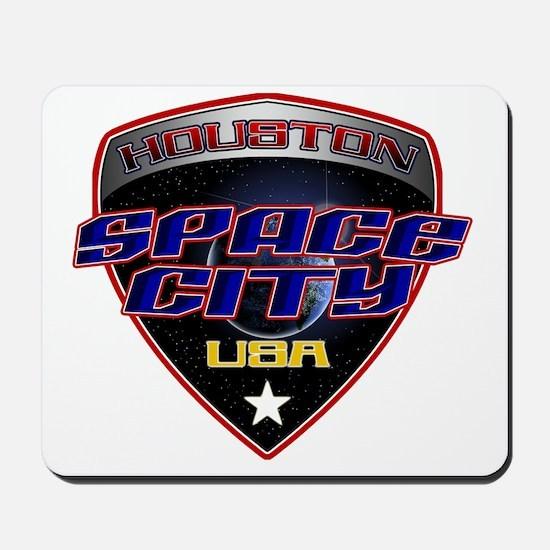 Houston Space City Mousepad