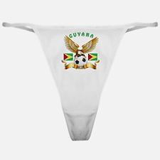 Guyana Football Designs Classic Thong