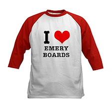 I Heart (Love) Emery Boards Tee