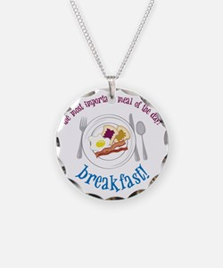 Important Meal Necklace