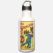 The Scarecrow of Oz Bo Water Bottle