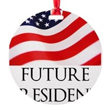 Future President Ornament