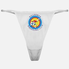 Willpower Wrestling Club Classic Thong