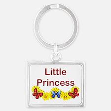 Little Princess Landscape Keychain