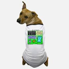 Amoeba Math Cartoon Dog T-Shirt