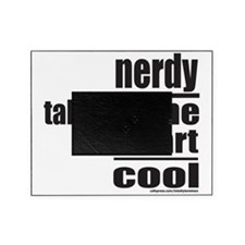 TALK NERDY TO ME T-SHIRTS AND GIFTS Picture Frame