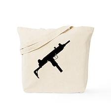 UZI Silhouette Tote Bag
