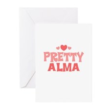 Alma Greeting Cards (Pk of 10)