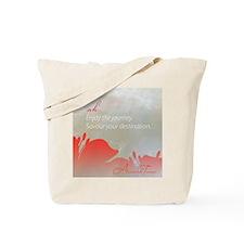 Amandah Tanner Quote Tote Bag