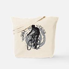 Psycho-Cross Tote Bag