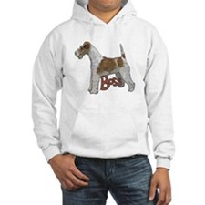 Wirehaired Fox Terrier Hoodie