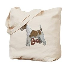 Wirehaired Fox Terrier Tote Bag