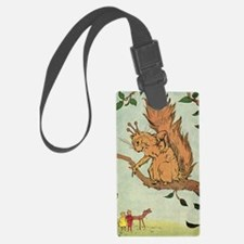 Oz King Squirrel Luggage Tag