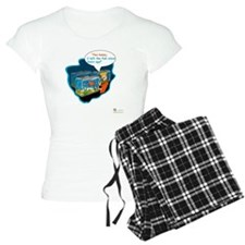 LTR - Left The Fish Store H Pajamas