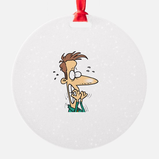 Anxiety Ornament