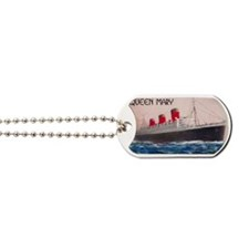 Queen Mary Dog Tags