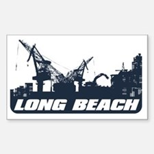 Port of Long Beach Decal