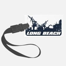 Port of Long Beach Luggage Tag