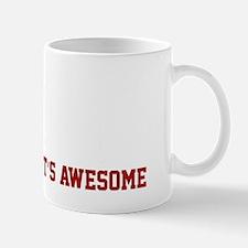 bipolarAwesomeHate1D Mug