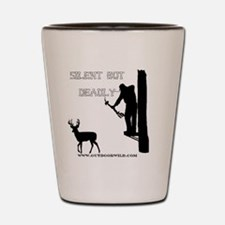 Silent But deadly Shot Glass