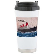 Queen Mary Liner Travel Mug