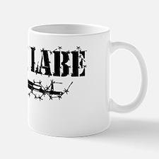 Molon Labe Barbedwire Mug