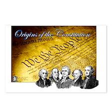 Declaration of Independen Postcards (Package of 8)