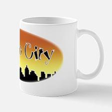 TC Skyline Logo Color - 1 Mug