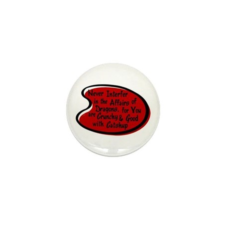 AFFAIRS OF DRAGONS Mini Button (100 pack)