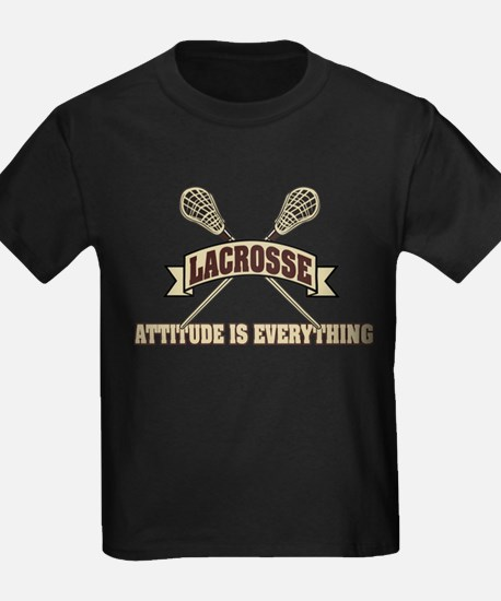Lacrosse Attitude Is Everything T