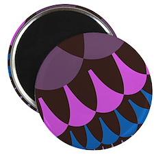 Chocolate Raspberry Scales Magnet