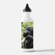 Mountain Gorilla Fathe Sports Water Bottle