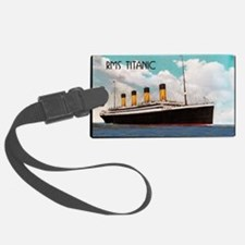 RMS Titanic Luggage Tag
