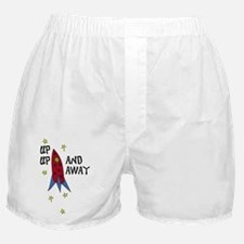 Up Up and Away Boxer Shorts