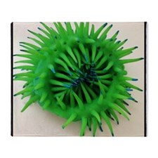 friend or anemone? Throw Blanket